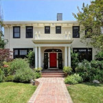 The Home of Katherine Heigl in LA