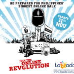 LAZADA Starts its Biggest Online Sale of 2013
