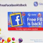 Globe Telecom Dominates Masskara Festival 2014 in Bacolod City Once Again