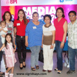 A Fun and Blessed Time at the BPI and Globe Media Appreciation Night