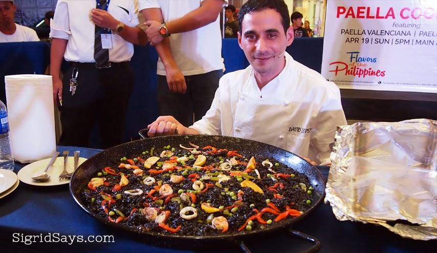 Flavors Of The Philippines: The Paella Cook Off at SM City Bacolod