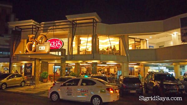 Bob's restaurant north drive - Bacolod restaurants