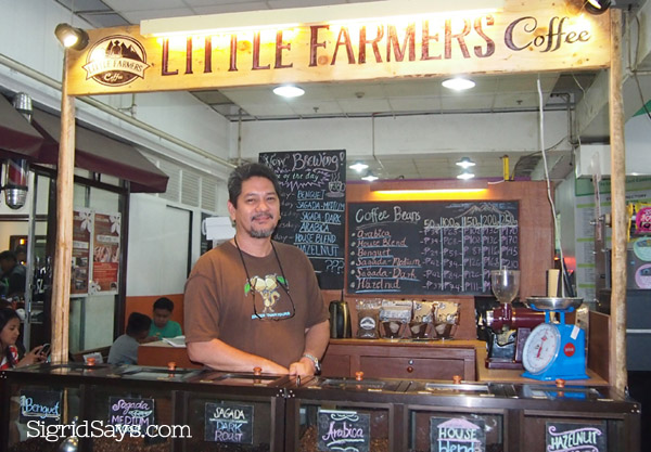Little Farmers Coffee - Cordillera coffee - Bacolod