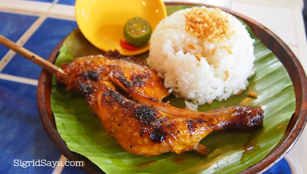 Bacolod chicken inasal - Bacolod food blogger - Bacolod blogger - Bacolod restaurants
