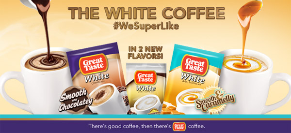 Great Taste White Coffee