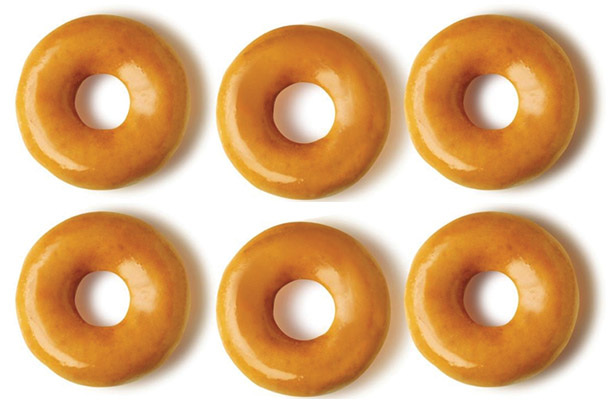 KRISPY KREME Philippines at 78 Years: Get Half a Dozen Doughnuts at P78 Only