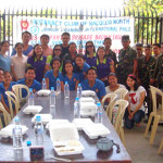Circumcision and Dental Missions by Rotaract Club of Bacolod North