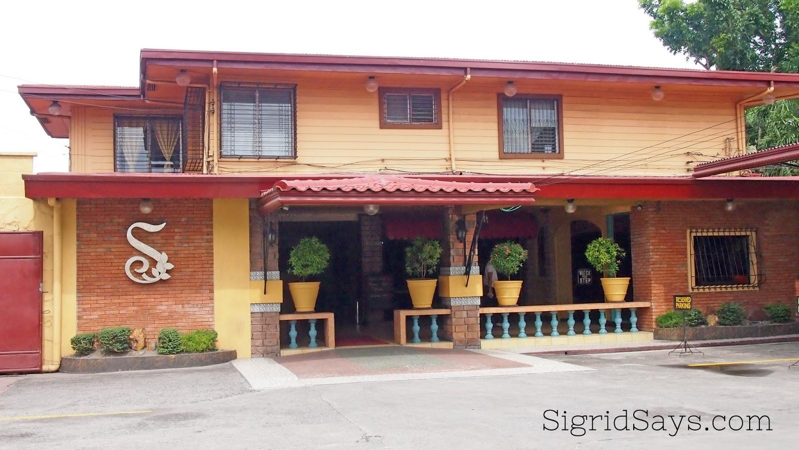 Saltimboca Tourist Inn - Bacolod hotel