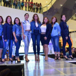 Dare to Denim Lady Influencers and Ambassadors at SM City Bacolod