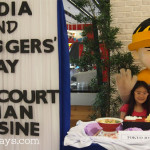Bacolod Eats: Four Asian Cuisines at the SM City Bacolod FoodCourt