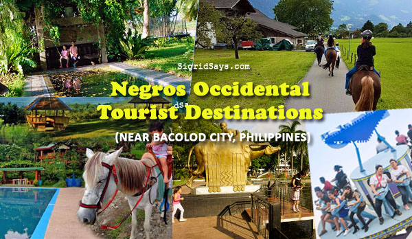 Negros Occidental tourist destinations - Bacolod City - Philippines - Bacolod blogger - Philippine travel