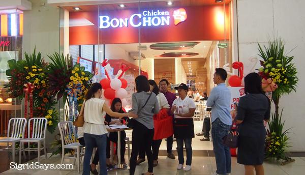 Bonchon Bacolod
