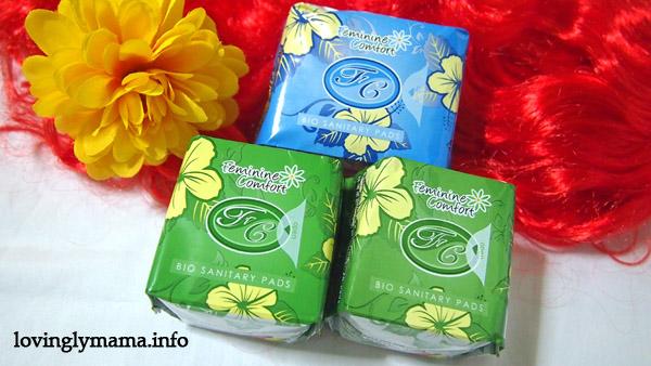 FC Bio-sanitary pads