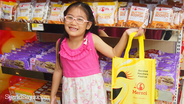 Merzci Bakeshop and Pasalubong Center Re-Opens at Robinsons Place Bacolod