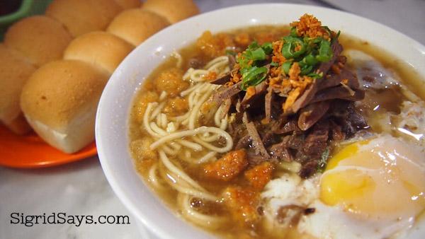 Super Batchoy House - Bacolod batchoy - special batchoy - Bacolod restaurants - Bacolod blogger