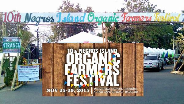 Negros Organic Farmers Festival
