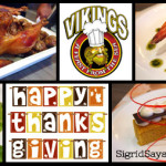 Celebrate Thanksgiving 2015 at Vikings Luxury Buffet Bacolod