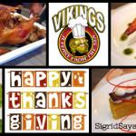 Celebrate Thanksgiving 2015 at Vikings Luxury Buffet Bacolod
