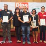 Quino's Café and Rau-Ram Café Named Top New Bacolod Dine Destinations at the Dine Bacolod Caravan