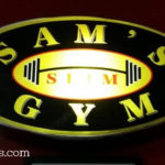 Negros Bloggers Workout Challenge at Sam's Slim Gym Bacolod
