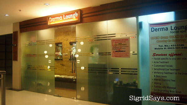 Radio Frequency Regionalized Slimming and Fat Reduction at Derma Lounge Facial Spa Bacolod
