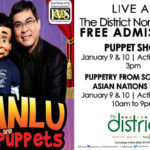 Wanlu and His Puppets at The District North Point