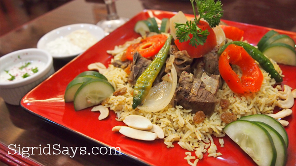 Kabbara Cafe Bacolod for Authentic Lebanese Cuisine