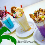 Summer Quenchers at Bacolod Cupcake Cafe