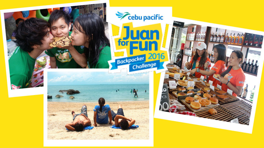 JUAN FOR FUN 2016 Backpacker Challenge