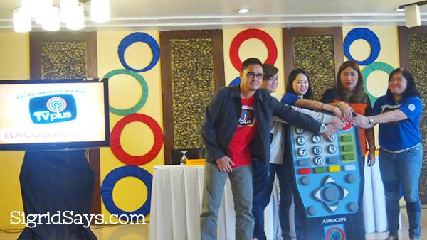 Mahiwagang Black Box Brings ABS-CBN TVPlus to Bacolod