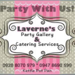 Laverne's Party Gallery and Catering Services Bacolod