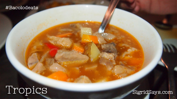 Quest for the Best Soup No. 5 in Bacolod