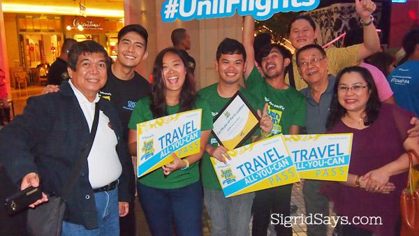 USLS Students Wins the Cebu Pacific Juan for Fun Challenge 2016