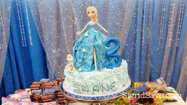 Elsa Doll Cake Design Archives Sigrid Says Blog