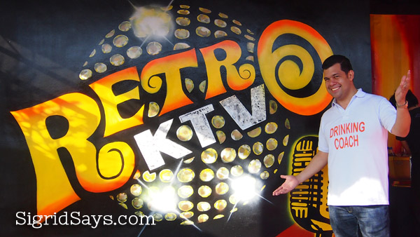RETRO KTV Phenomenon: Most Modern KTV in Bacolod