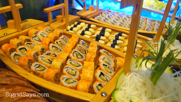 SEAFOOD BUFFET DINNER Every Friday at L'FISHER HOTEL Bacolod