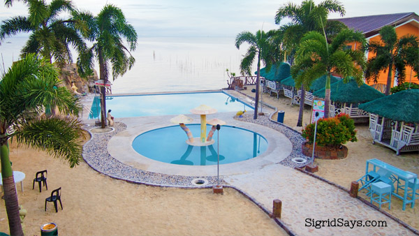 Villa Iska Beach Resort - Bacolod resort