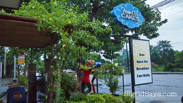Ann Co Cakes in Silay City Features Art, Culture, Cakes, and Good Food
