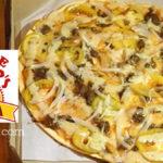 SHAWARMA PIZZA at Iba Pa sa DEXTER'S PIZZA Bacolod