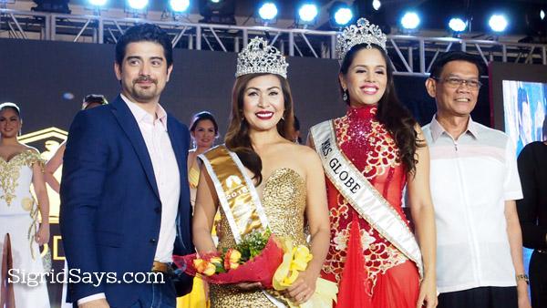 Mrs. Bacolod Globe 2016 Winners