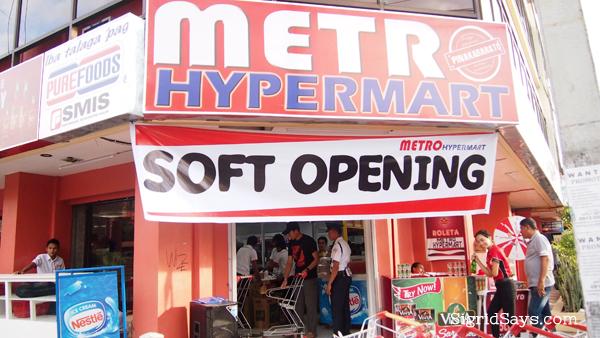 Metro Hypermart Bacolod