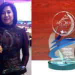 NOVUHAIR CEO Bags Agora Award 2016