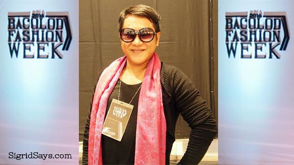 Christopher Mallo: Upcoming Bacolod Fashion Designer
