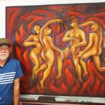 Bacolod Master Artist RODNEY MARTINEZ Shares Art, Passion, and Life