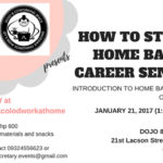 Seminar: Learn How to Work at Home in Bacolod