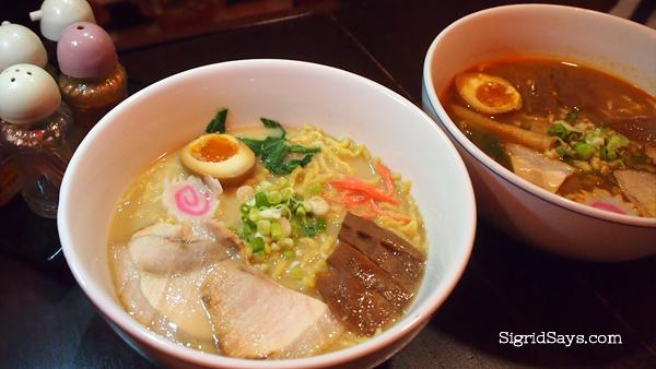 Bacolod Japanese restaurant
