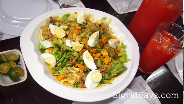 TITA BETH'S PANCIT MALABON HAUS Now in Silay