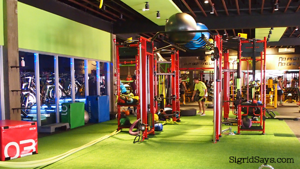 F360 at Eclipse Gym
