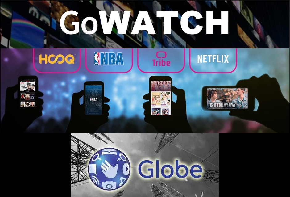 GLOBE GoWATCH Upgrades MOBILE VIDEO VIEWING