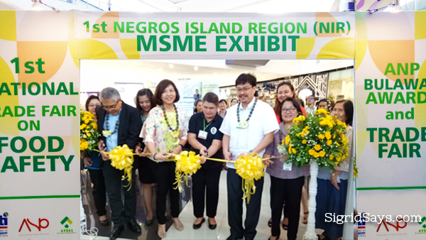 1st NIR MSME EXHIBIT + ANP Bulawan Awards